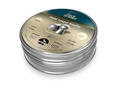 H&N Field Target Trophy Airgun Pellets 177 Caliber 8.64 Grain 4.52mm Head-Size Domed Tin of 500