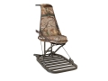 Summit Raptor RSX Eagle Hang On Treestand Aluminum Brown