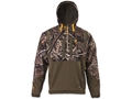 Browning Men's Dirty Bird Timber Soft Shell 1/4 Zip Hoodie Realtree Max-5 Camo