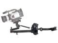 Gorilla Gear Camera Arm Aluminum Black