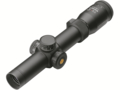 Leupold VX-R Patrol Rifle Scope 30mm Tube 1.25-4x 20mm 1/10 MIL Adjustments Illuminated FireDot SPR Reticle Matte