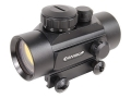 Product detail of Barska Red Dot Sight 30mm Tube 1x 3-Dot Crossbow Reticle with Integral Weaver-Style Mount Matte