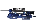 Gunslick Pro Match-Grade Gun Maintenance Center Plastic Blue