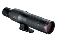 Nikon EDG Fieldscope Spotting Scope 16-48x 65mm Straight Body Armored Black