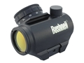 Bushnell Trophy TRS-25 Red Dot Sight 1x 25mm 3 MOA Dot with Integral Weaver-Style Mount Matte