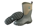 "Muck Edgewater II 17"" Uninsulated Hunting Boots Rubber and Nylon"
