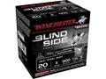 "Winchester Blind Side Ammunition 20 Gauge 3"" 1-1/16 oz #5 Non-Toxic Steel Shot Case of 250 (10 Boxes of 25)"