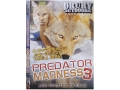 Product detail of Drury Outdoors Predator Madness 3 Video DVD