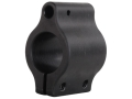"Daniel Defense Low Profile Gas Block Clamp-On AR-15, LR-308 Lightweight Barrel .625"" Inside Diameter Steel Matte"