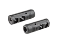 "Surefire ProComp 556 Muzzle Brake AR-15 1/2""-28 Thread Steel Matte"