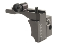 Williams 5D-JEMS Receiver Peep Sight Arisaka, Enfield, Mauser, Springfield 03, Remington 700 LH, Daisy 99, 299 Aluminum Black