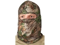 Hunter's Specialties Spandex Silver Face Mask Realtree Xtra Green