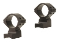 "Talley Lightweight 2-Piece Scope Mounts with Integral 1"" Rings Winchester 70 Post-64 with .435 Rear Mount Hole Spacing (.300 H&H, .375 H&H and .458 Winchester Magnums) Matte"