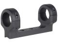 DNZ Products Game Reaper 1-Piece Scope Base with 1&quot; Integral Rings CVA Optima Elite, Apex Matte High