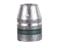 Product detail of Hunters Supply Hard Cast Bullets 9mm (356 Diameter) 115 Grain Lead Pentagon Hollow Point