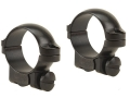 Leupold 1&quot; Ring Mounts Ruger #1, 77/22 Gloss Low