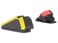 Advantage Tactical Triangular Sight Set Springfield XD, XDM Steel Blue with Interchangeable Front & Rear Colored Inserts