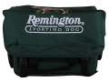 Remington Pro Field Dog Training Bag Nylon Green