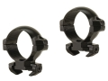 Millett 30mm Angle-Loc Windage Adjustable Weaver-Style Rings Gloss Low