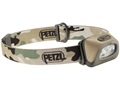 Petzl Tactikka + RGB  Headlamp LED with 3 AAA Batteries Camo