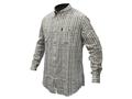 Beretta Men's Seersucker Shirt Long Sleeve Cotton