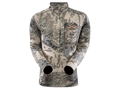 Sitka Gear Men's Core Midweight Zip Shirt Long Sleeve Polyester