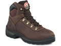 "Irish Setter Ely 6"" Uninsulated Work Boots Leather Brown Men's"