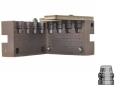 Saeco 4-Cavity Bullet Mold #130 45 Caliber (452 Diameter) 185 Grain Semi-Wadcutter