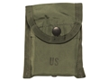Military Surplus ALICE Field Bandage/Compass Pouch Olive Drab
