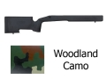 McMillan A-4 Rifle Stock Remington 700 BDL Short Action Varmint Barrel Channel Fiberglass Semi-Inletted