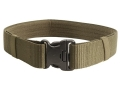 "Blackhawk Enhanced Military Web Belt 2-1/4"" with 3-Point Release Nylon Web"