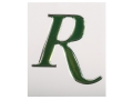 "Product detail of Remington ""R"" Logo Decal Green"