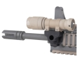 Product detail of Badger Ordnance M7 Surefire Scout Flashlight Rail Mount with Quick Detach Sling Swivel Socket Aluminum