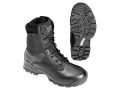 5.11 ATAC 8&quot; Uninsulated Boots Leather and Nylon Side Zip Black Mens