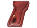 Hogue Fancy Hardwood Grips Walther PP, PPK/S Rosewood Laminate