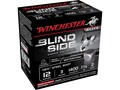 Winchester Blind Side Ammunition 12 Gauge 3&quot; 1-3/8 oz #2 Non-Toxic Steel Shot
