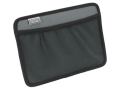 LOCKDOWN Hanging Organizer Small Gray and Black