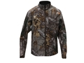 5.11 Men's Sierra Softshell Realtree Jacket Polyester Realtree Xtra