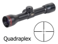 Swift Premier Pistol Scope 4x 32mm Quadraplex Reticle Matte