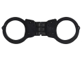 Smith &amp; Wesson Model 300 Standard Hinged Handcuffs Steel