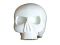 "Do-All Impact Seal Ground Bouncing Skull 4"" Reactive Target Self Healing Polymer White"
