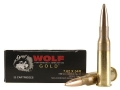 Product detail of Wolf Gold Ammunition 7.62x54mm Rimmed Russian 150 Grain Full Metal Jacket Box of 20