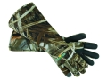 Flambeau Neoprene Gauntlet Gloves Realtree Max-4 Camo