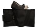 MidwayUSA Hook-&-Loop Universal Holster Black