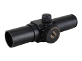 UltraDot Red Dot Sight 1x 4 MOA Dot with Weaver-Style Rings Matte