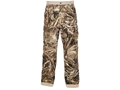 Hard Core Men's Teal-Tec Pants Polyester Realtree Max-5 Camo