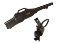 Kolpin Powersports 4.3 Gun Boot with Universal Bracket Black