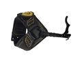Tru-Fire ChickenWing MAX Bow Release with Hook-&-Loop Fastener Black