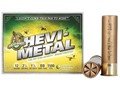 "Hevi-Shot Hevi-Metal Waterfowl Ammunition 12 Gauge 3-1/2"" 1-1/2 oz BB Hevi-Metal Non-Toxic Box of 25"