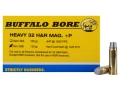 Buffalo Bore Ammunition 32 H&R Magnum +P 130 Grain Hard Cast Keith Box of 20